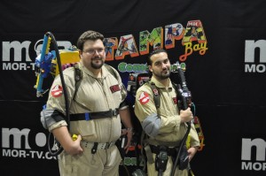 Tampa Bay Comic Con 2016